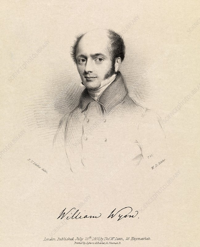 William Wyon, English engraver