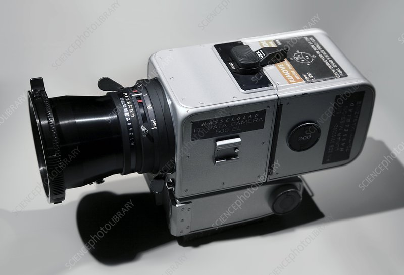 Hasselblad camera used in Apollo missions