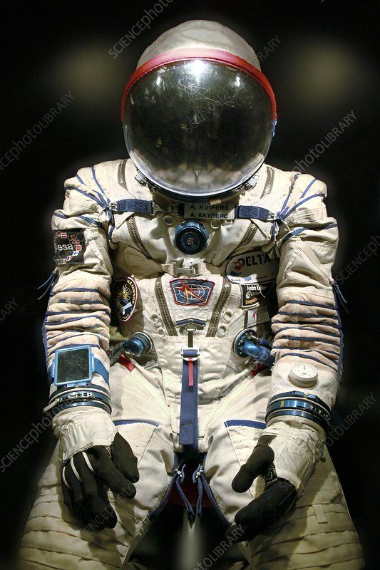 Sokol spacesuit