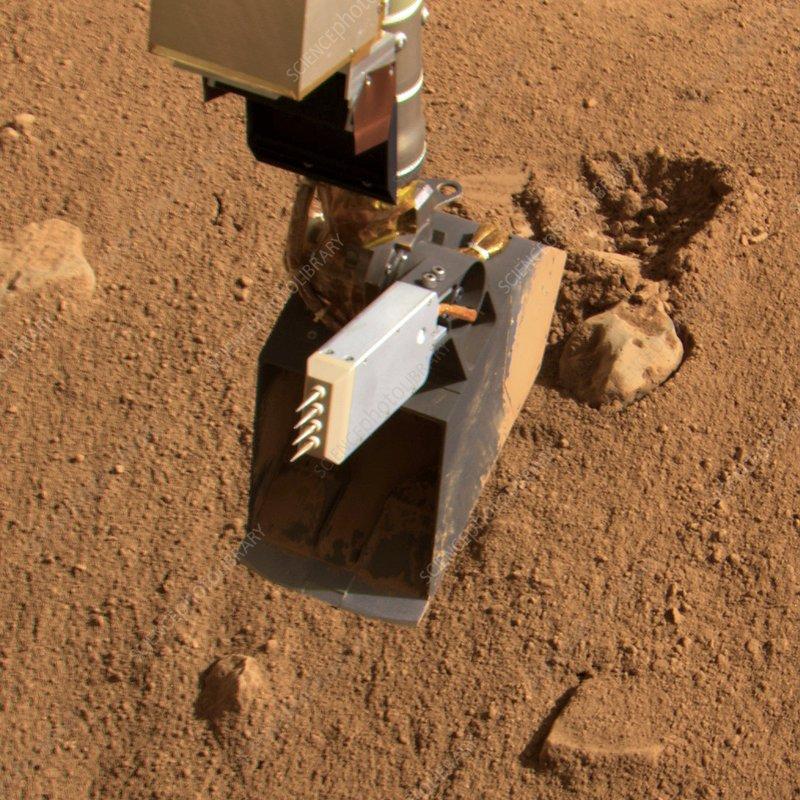nasa phoenix lander - photo #31