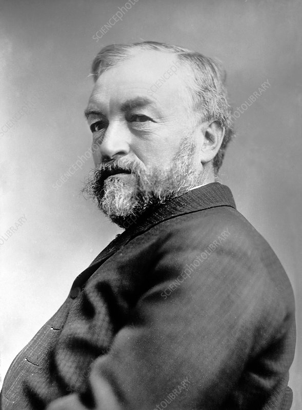 Samuel Pierpont Langley, US aviator
