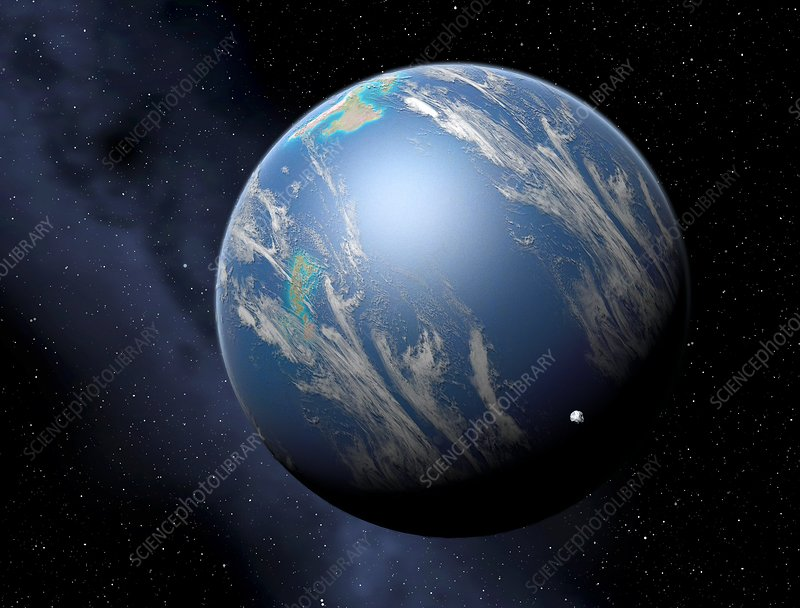 extrasolar planets like earth - photo #9