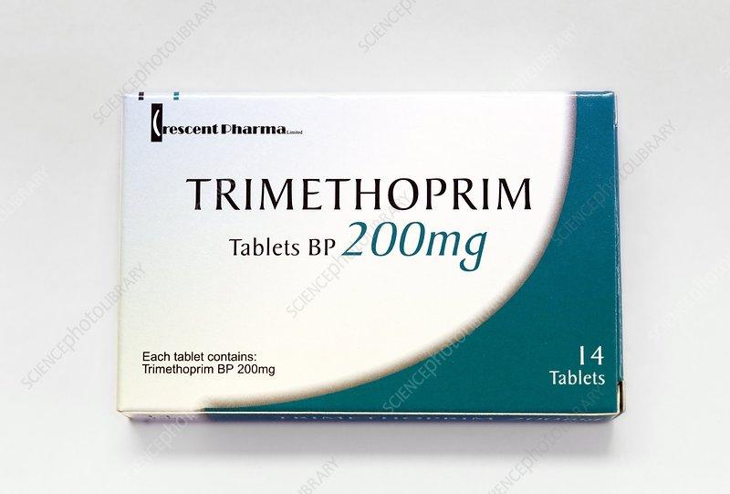 Trimethoprim antibiotic