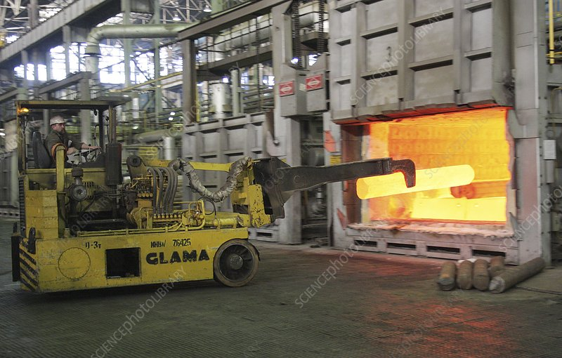 Titanium production