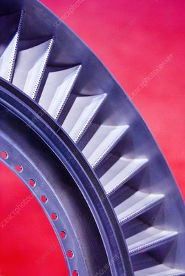 Aircraft engine fan component