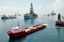 Gulf of Mexico oil spill recovery, 2010