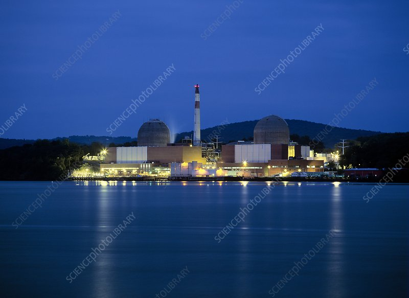 Indian Point nuclear power station