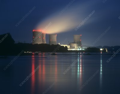 Three Mile Island nuclear power station