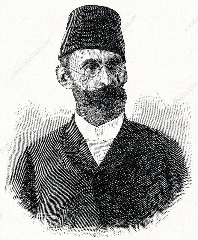 Emin Pasha, German explorer