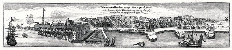 Dutch recapture of New York, 1673