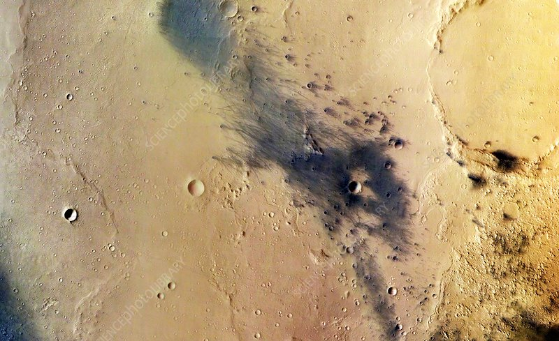 Gusev Crater, Mars