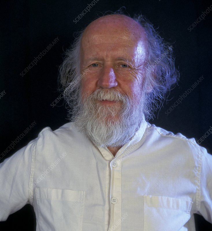 Hubert Reeves, Canadian astrophysicist