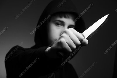 Youth knife crime