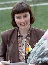 Helen Sharman, UK cosmonaut
