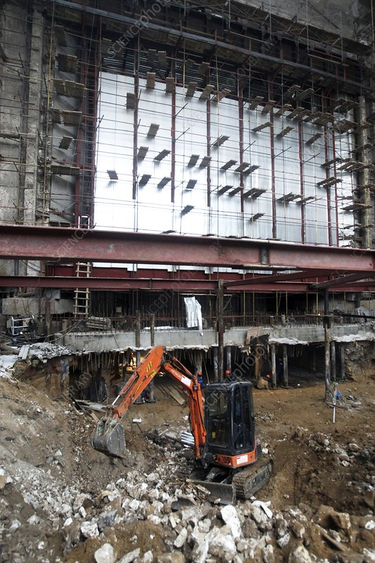 Restoration of the Bolshoi Theatre Moscow
