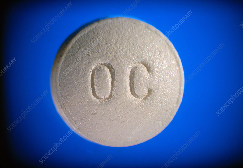 OxyContin Tablet