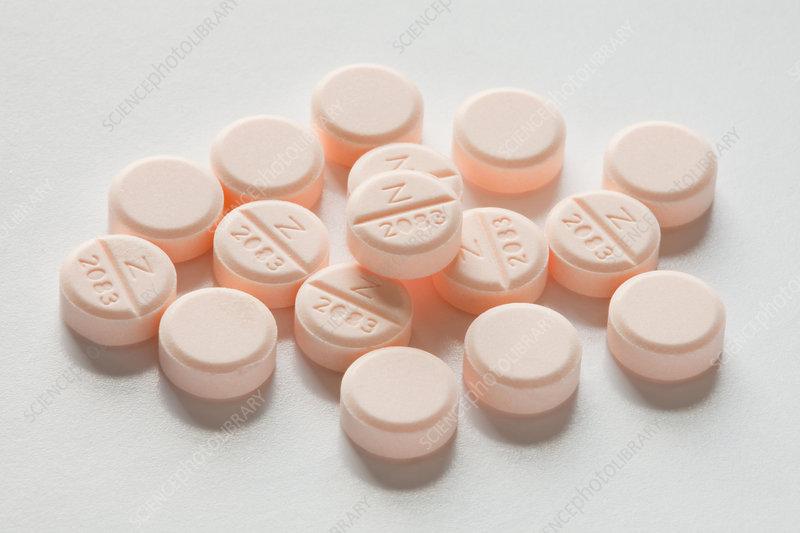 Prescription water pill