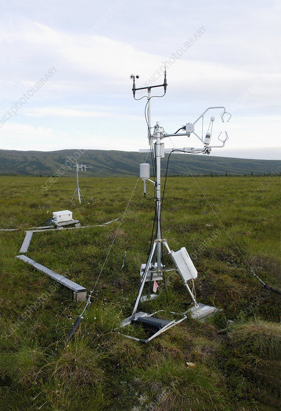Climate Change Research Site