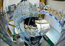 Herschel Space Observatory preparations