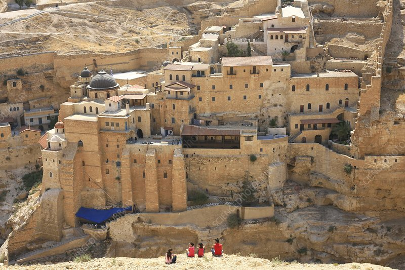 Mar Saba, Greek Orthodox Monastery