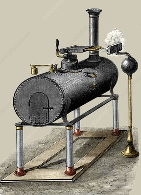 Armstrong's hydro-electric machine
