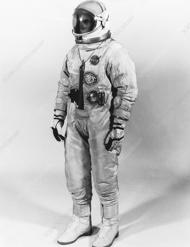 space suit layers diagram - photo #36
