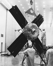 Solar Panels for Mariner Spacecraft (3 or