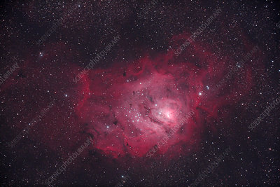 M8, The Lagoon Nebula