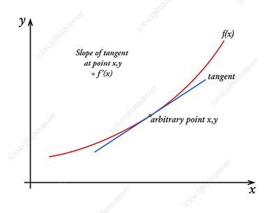 Differential calculus, tangent line