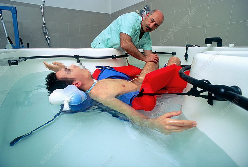 Physiotherapy for coma patient