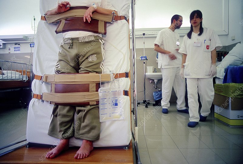 Rehabilitation for coma patient
