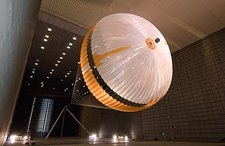 Mars Science Laboratory parachute