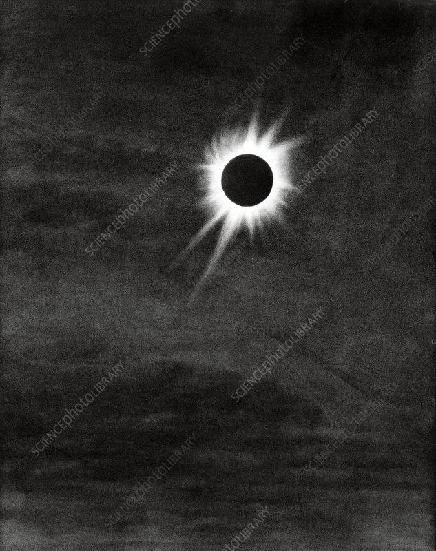 Total solar eclipse, 30/08/1905