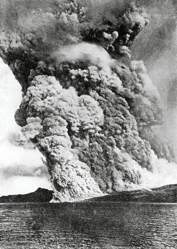 1902 eruption of Mount Pelée