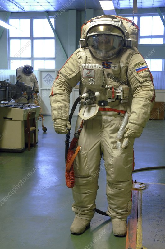 Testing spacesuits
