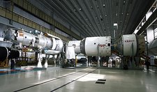 Museum of space stations, Russia