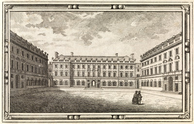 St. Bartholomew's Hospital, 18th Century