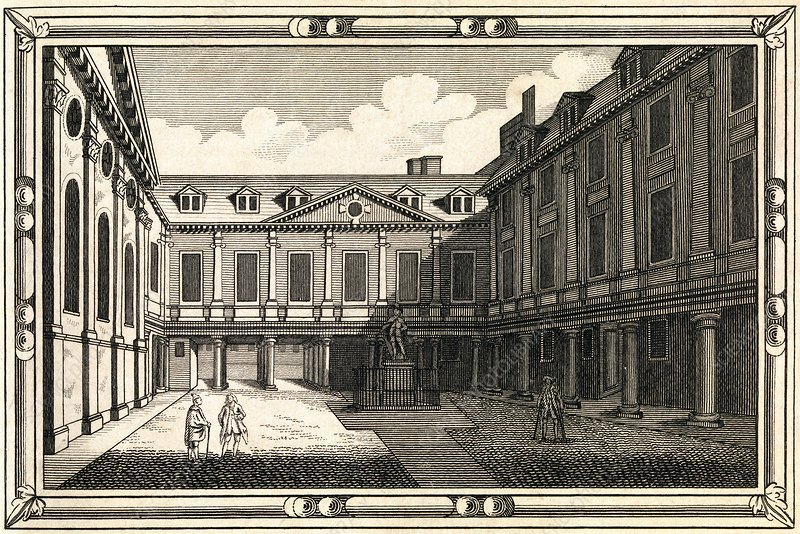 St. Thomas' Hospital, 18th century
