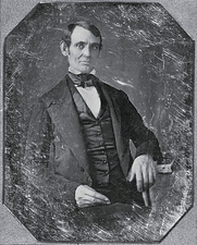 Abraham Lincoln, 19th Century photograph