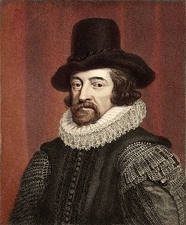 1618 Francis Bacon Portrait Philosopher
