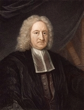 1736 Edmond Halley astronomer & physicist