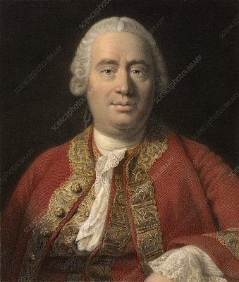 1766 David Hume philosopher of science