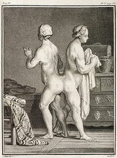 Buffon 1777 Hungarian Conjoined Twins
