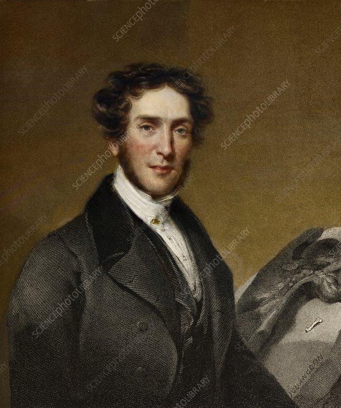 Gideon Mantell and iguanodon