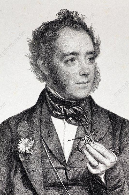 1849 John Obadiah Westwood entomologist