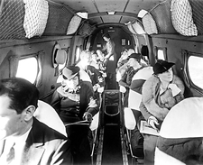 Early commercial aviation, 1930s-40s