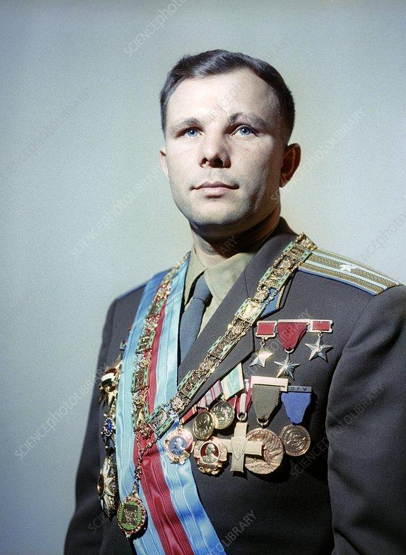 russian cosmonaut yuri gagarin - photo #24