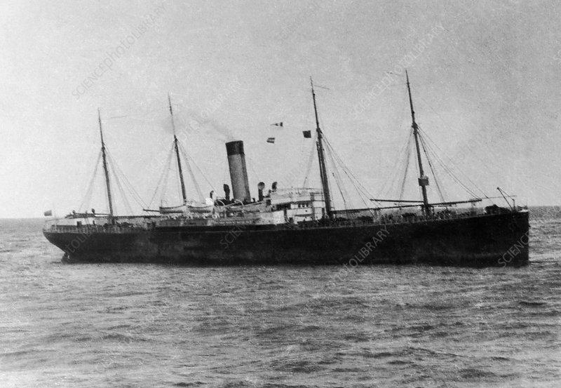 Titanic vs Californian C0090262-SS_Californian,_1912-SPL