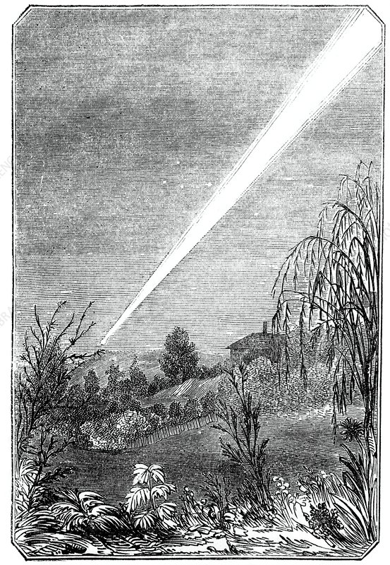 Great Comet of 1844