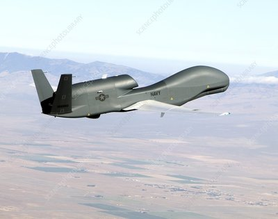 Global Hawk unmanned aerial vehicle